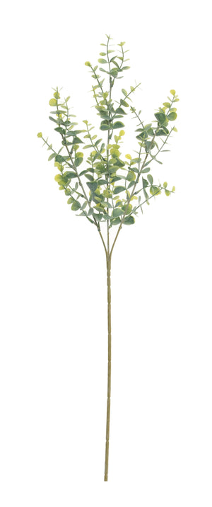 "39"" Eucalyptus Branch- Gray/Green   ST1052"