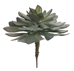 "12"" Succulent Stem- Purple   SU1047"