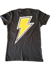 Short sleeve Ladies' T--LOGO/BOLT