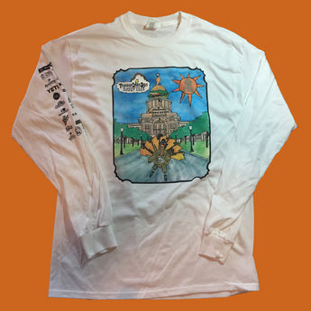 Long Sleeve T-shirt--Turkey Trot 2017 (Tax free, S&H included.)