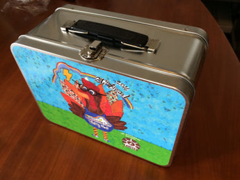 Lunch Box--2016 Turkey Trot Commenerative