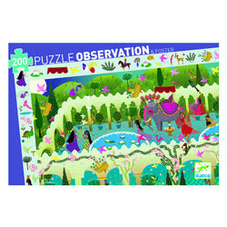 Djeco Observation Puzzle - 1001 Nights