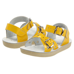 Salt Water Sandals Yellow Sweetheart - Child