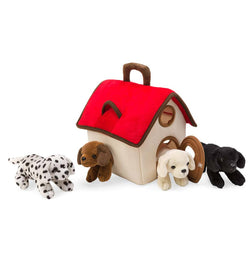 On the Go Animal Playset - Dogs