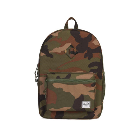 Herschel Heritage Backpack XL - Woodland Camo
