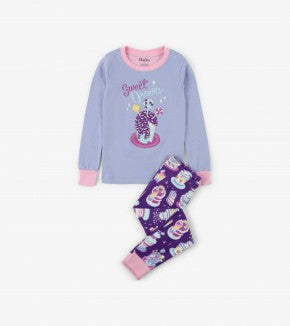 Hatley Sweet Dreams Organic Cotton Pyjama Set