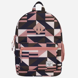 Herschel Heritage Backpack Youth - Geo Ash Rose