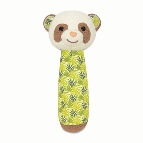 Apple Park Squeaker Rattle - Panda