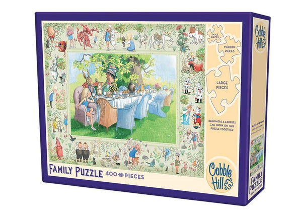 Cobble Hill Family Puzzle - Alice in Wonderland