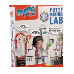 Putty Peeps Putty Mixing Lab