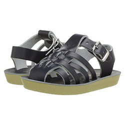Salt Water Sandals Navy Sailor - Youth