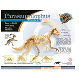 Parasaurolophus Wood Kit