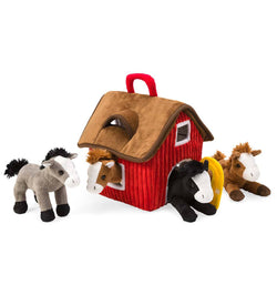 On the Go Animal Playset - Horses