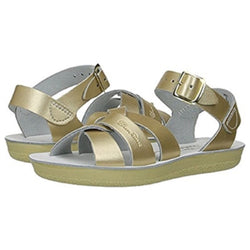 Salt Water Sandals Gold Swimmer - Youth