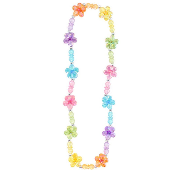 Great Pretenders Flower Rainbow Power Necklace