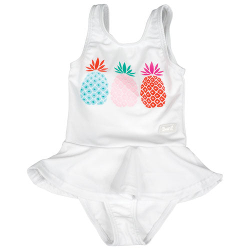 Baby Banz Pineapple Puff Swimsuit