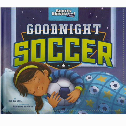 Goodnight Soccer - Hardcover