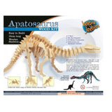Apatosaurus Wood Kit