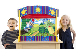 M&D Tabletop Puppet Theatre