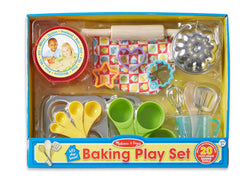M&D Baking Play set