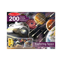M&D Exploring Space Floor Puzzle 200pc