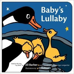 Baby's Lullaby - Jill Barber
