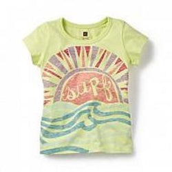 Tea Collection Surf and Sun Tee