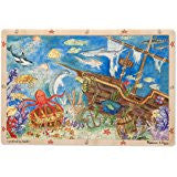 M&D Sunken Treasures Wooden Jigsaw