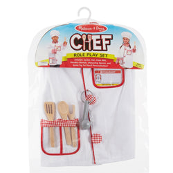 M&D Chef Costume