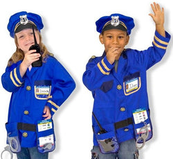 M&D Police Officer Costume