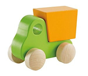 Hape Little Dump Truck