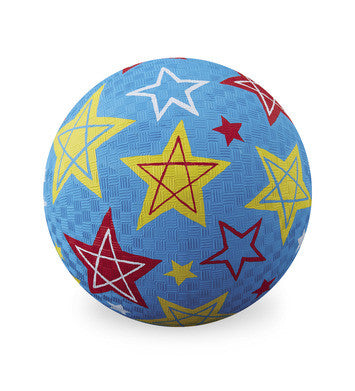 "Crocodile Creek Playball 5"" - Blue Star"