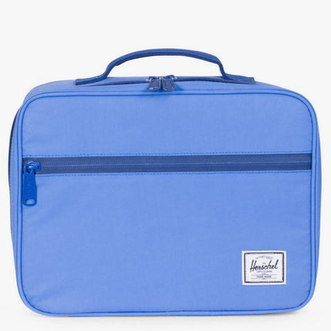 Herschel Pop Quiz Lunch Box - Blue Reflective