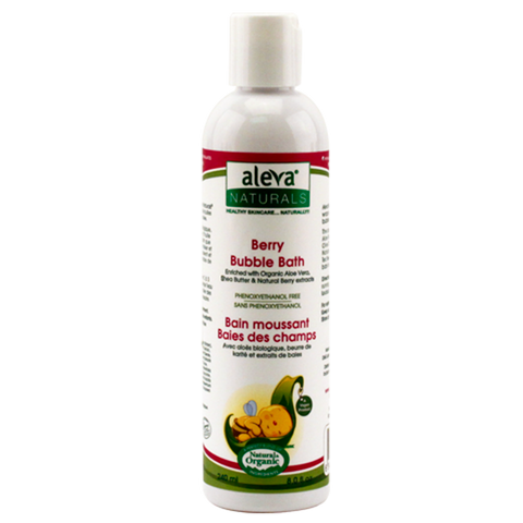 Aleva Naturals Berry Bubble Bath 240ml