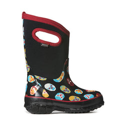 BOGS Winter Boots - Classic Mask Black Multi