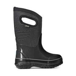 BOGS Winter Boots - Classic Phaser Black Multi