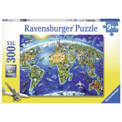 Ravensburger World Landmarks Puzzle 300pc