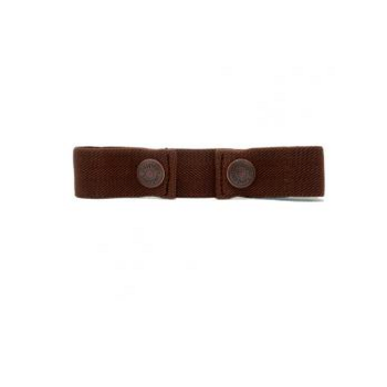 Dapper Snappers Toddler Belt - Chocolate