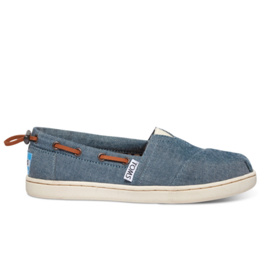 TOMS Shoes Bimini Chambray