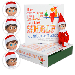 Elf on the Shelf - A Christmas Tradition
