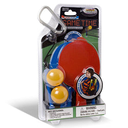 Ping Pong Game Time Clip-On Portable Sports by Geospace Toy