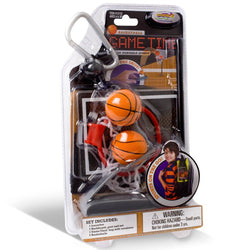 Basketball Game Time Clip-On Portable Sports by Geospace Toys