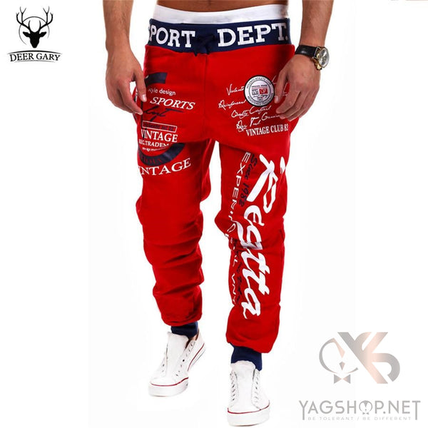 "Pantalon de jogging  ""Harlem"" Style Sweat Fashion - YagShop.net - Pantalon Hommes"
