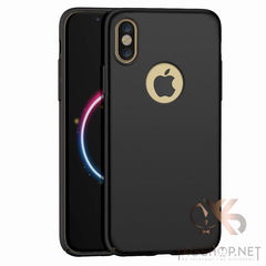 Coque de protection en silicone Multi-colors et Fashion pour iPhone X