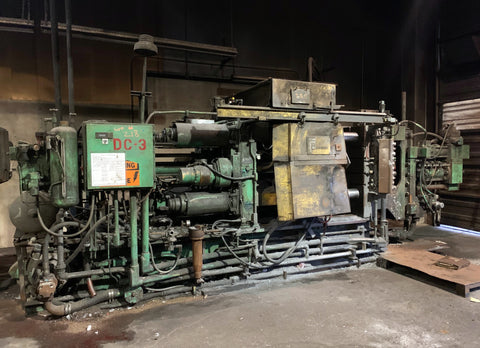 Foundry / Metalworking Equipment
