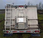 2007 Baxter Built Fracking Trailer