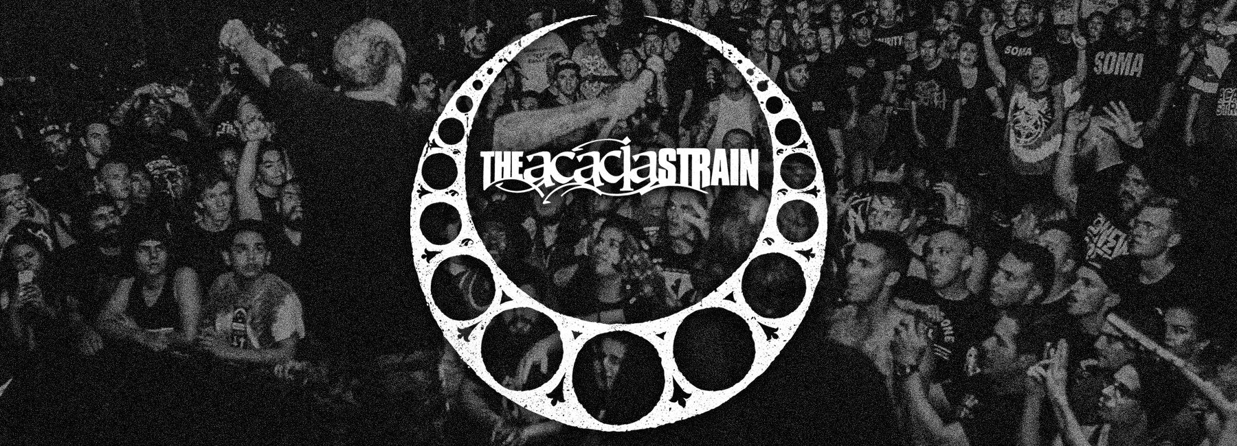 Official The Acacia Strain band merch only available on allinmerch.com