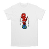 BACKTRACK BAD TO MY WORLD DEVIL TEE