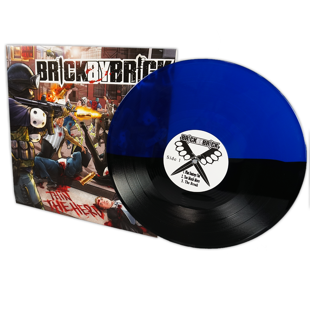 Pitchfork Brick By Brick Thin The Herd 12""