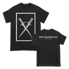 GREAT AMERICAN GHOST CROSSED SWORDS TEE